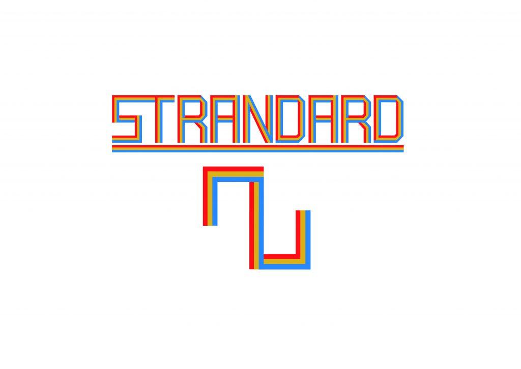Strandard logo design