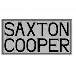 Saxton cooper logo design