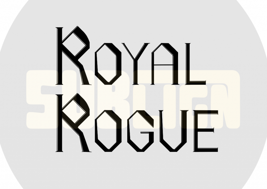 Royal rogue design