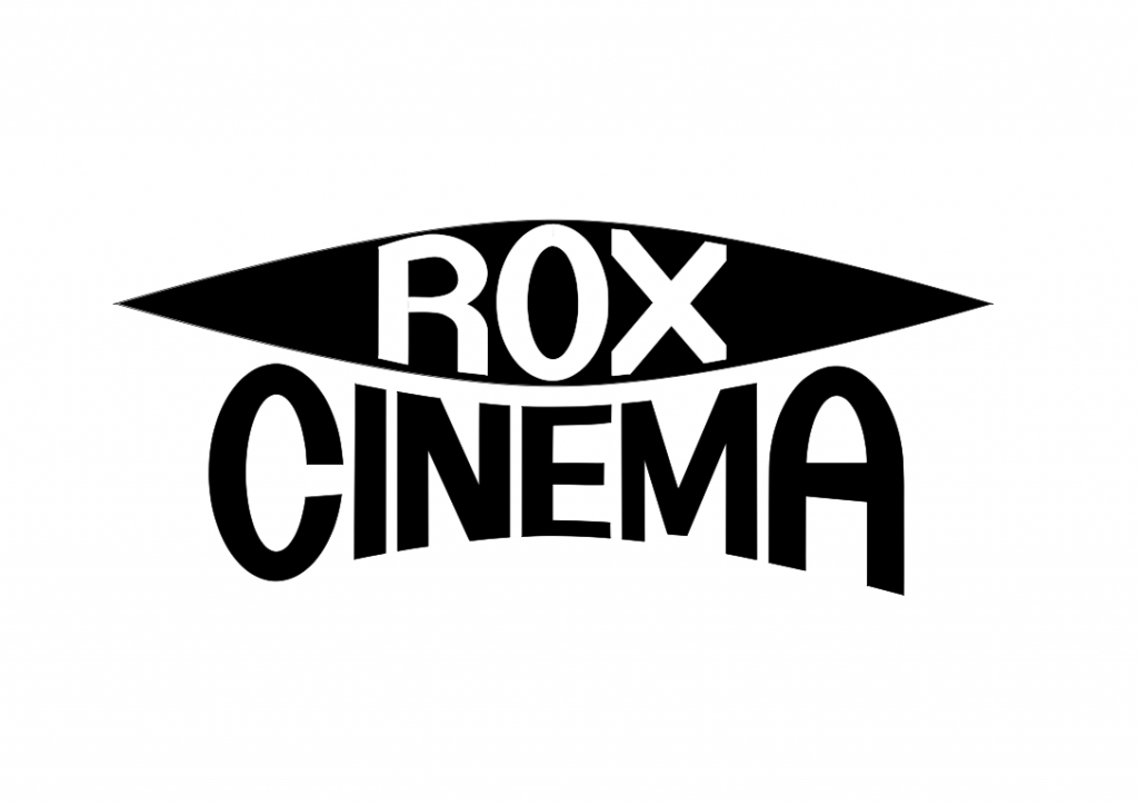 Rox cinema logo design