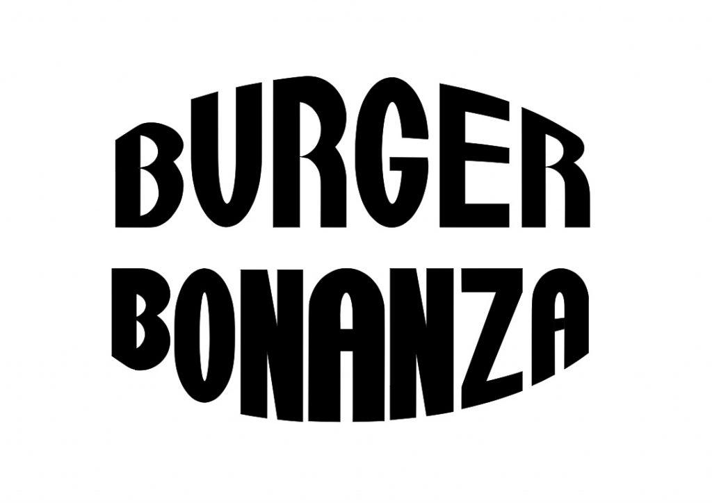 Burger bonanza logo design
