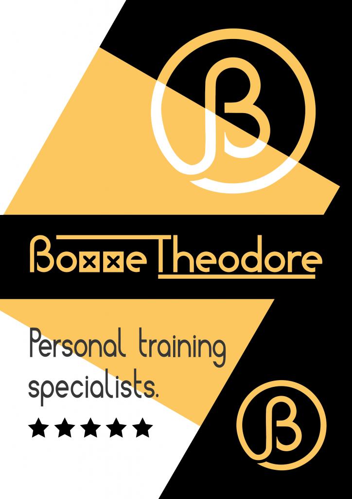 Boxxe Theodore poster design