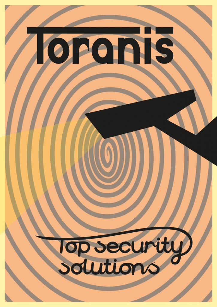 Toranis poster design