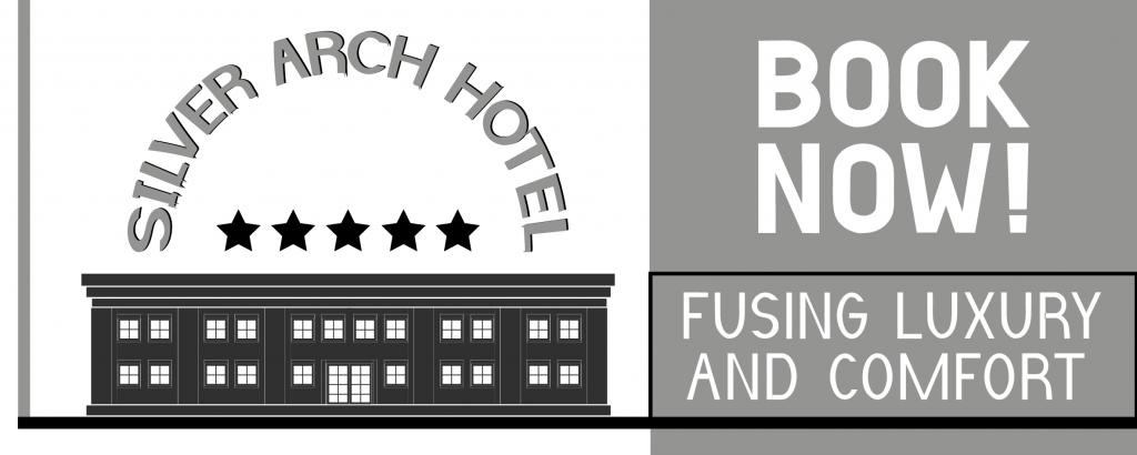 Silver arch hotel header