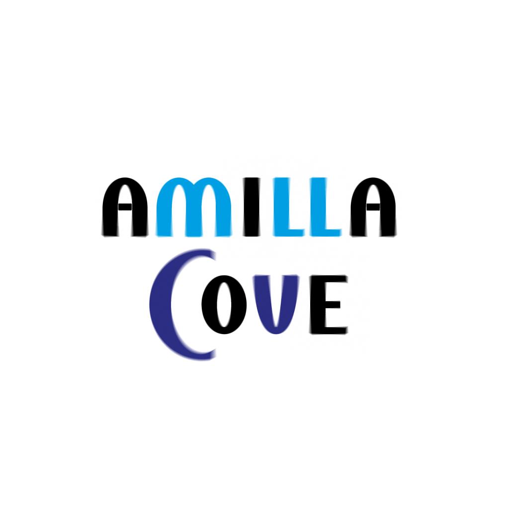 Amilla Cove logo design