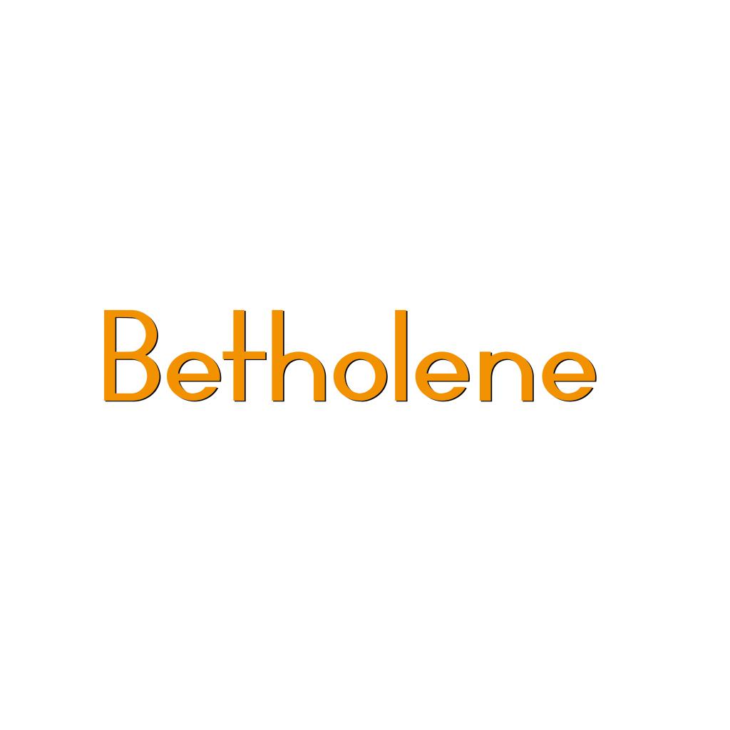 Betholene logo design