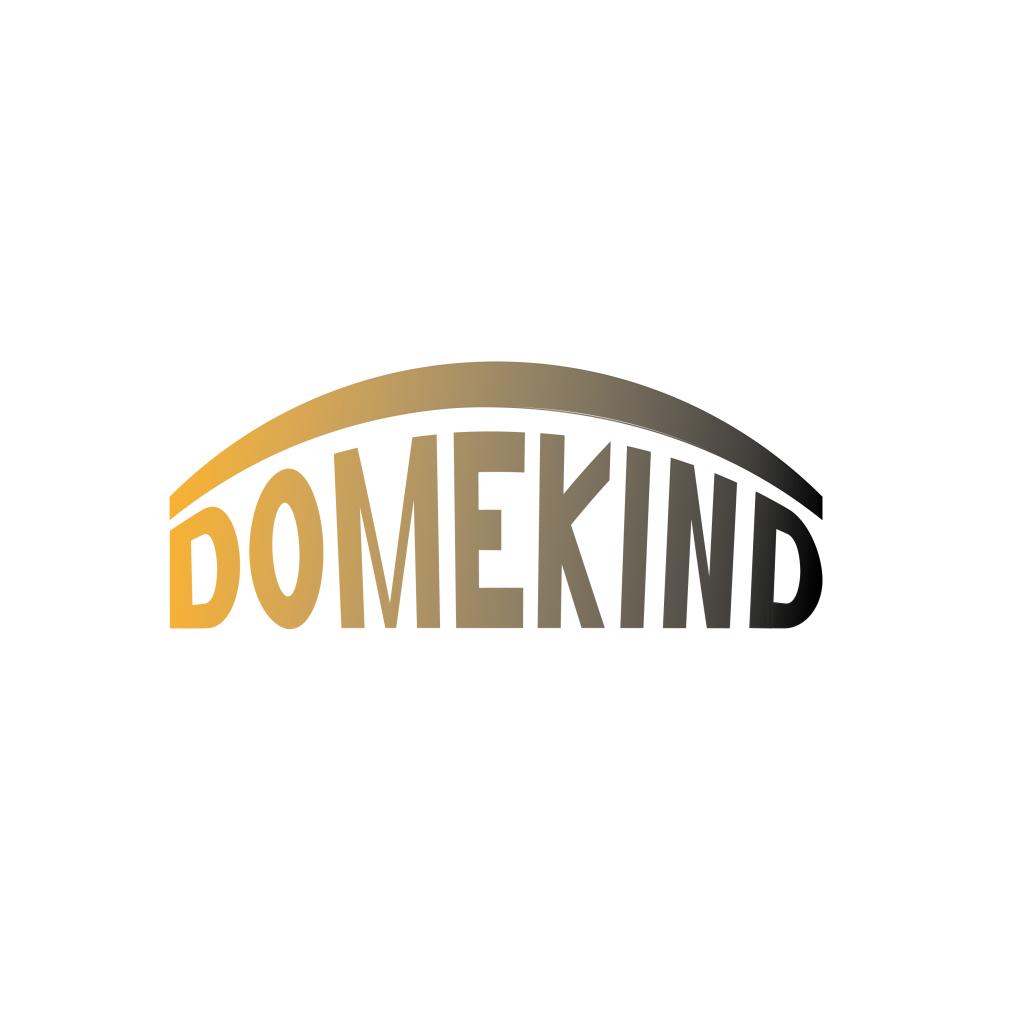 Domekind logo design