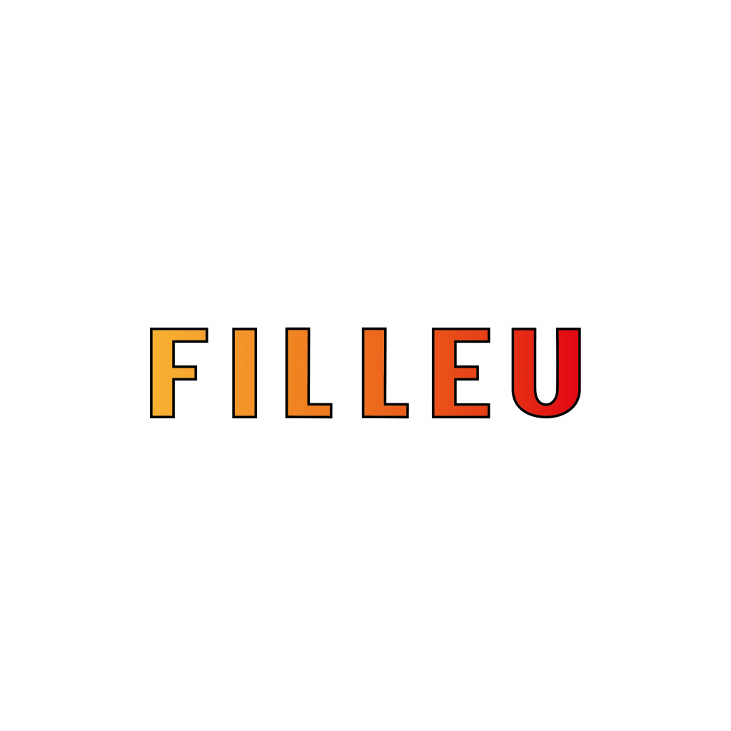Filleu logo design