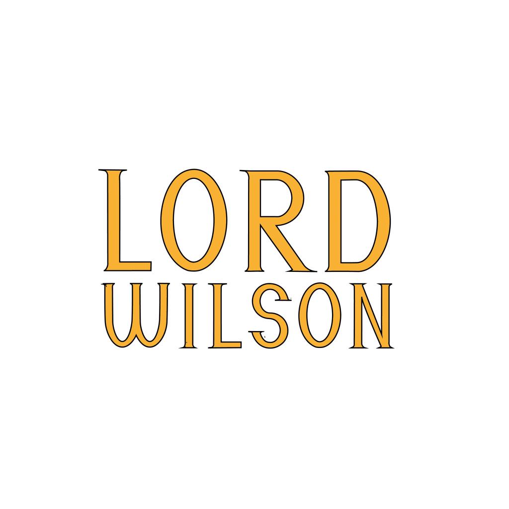 Lord Wilson logo design