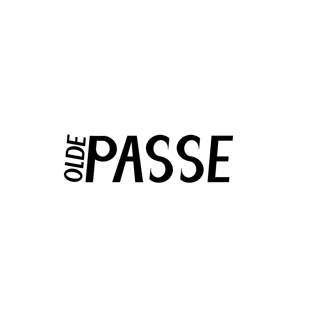 Olde passe logo design
