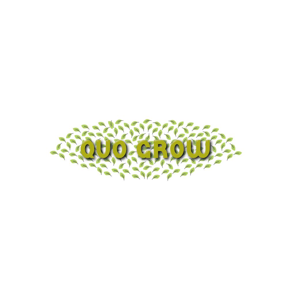 Quo Gro logo design
