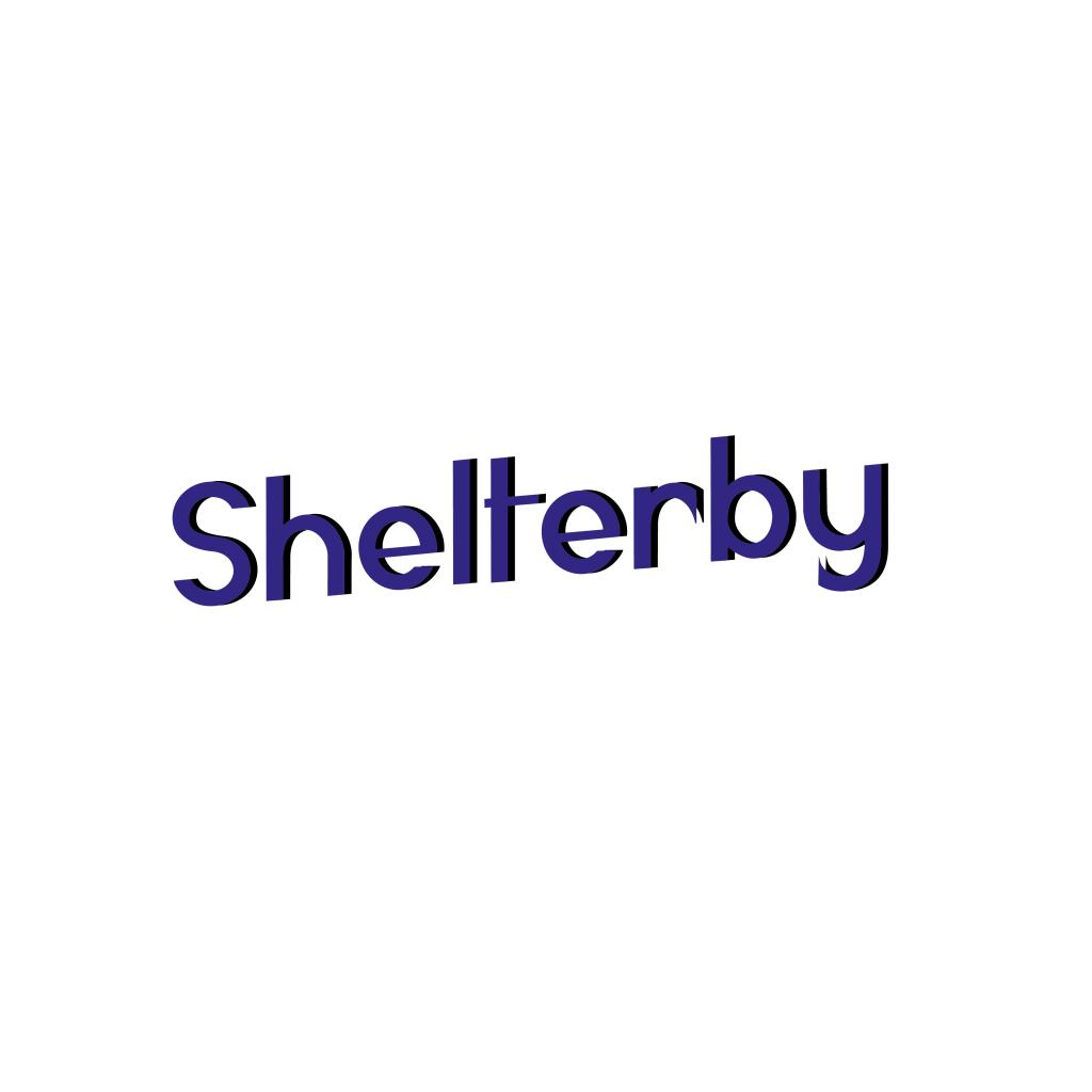 Shelterby logo design