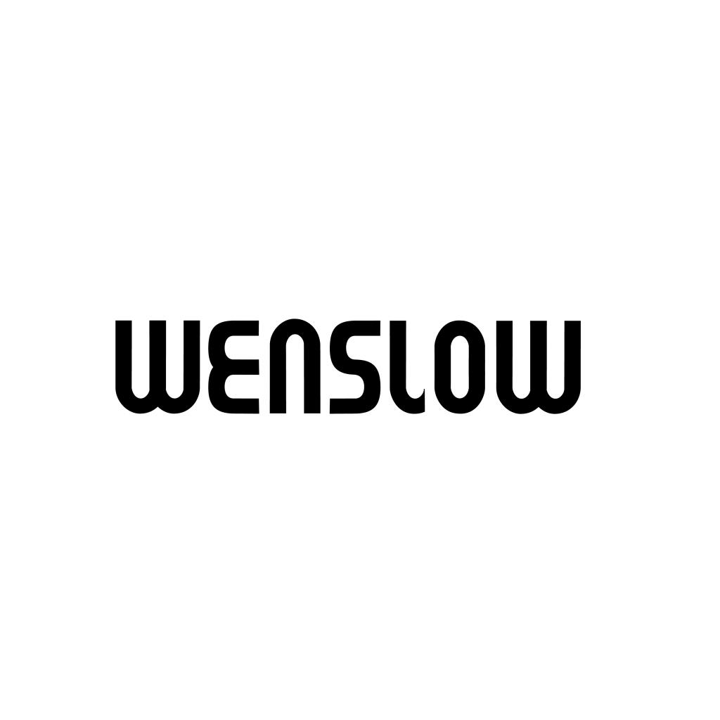Wenslow logo design